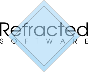 Refracted Software Logo